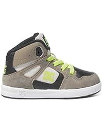 【DC ディーシー】Shoes ベビー スニーカー ハイカット DC ts rebound ul 【DT161002 TAU 15CM】
