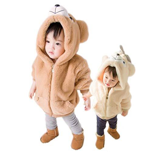 0e130982c63455 monoii 赤ちゃん 着ぐるみ くま コート あったか ベビー 服 ハロウィン 衣装 クマ くまさん 仮装 コスプレ カバーオール