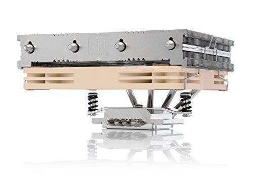 Noctua NH-L12S 70mm Low-Profile CPU Cooler with Quiet 120mm PWM Fan [並行輸入品]