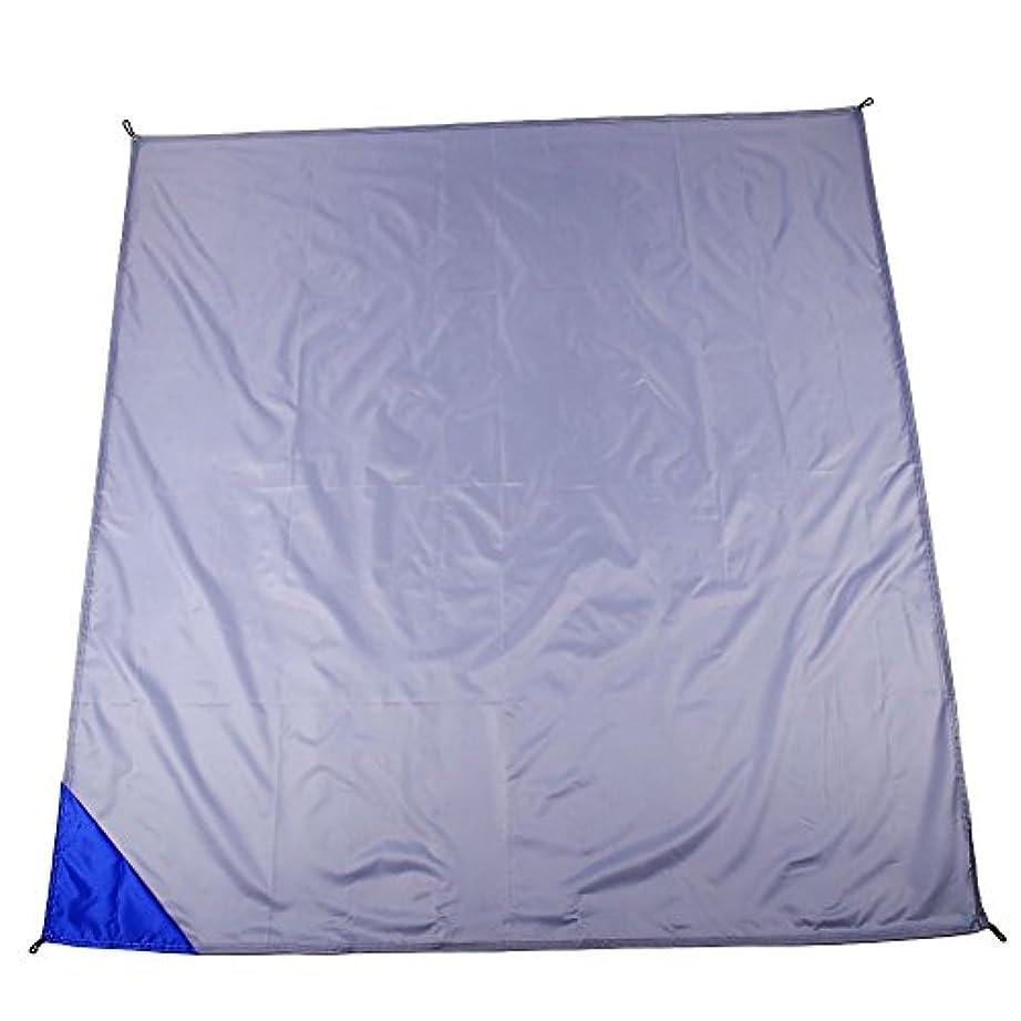 スナッチ所持間に合わせJWBOSS キャンプマットの携帯用ピクニック毛布 ピクニックブランケットマット防水150x150キャンプ