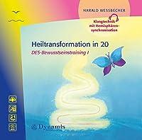Heiltransformation in 20: DES-Bewusstseinstraining I