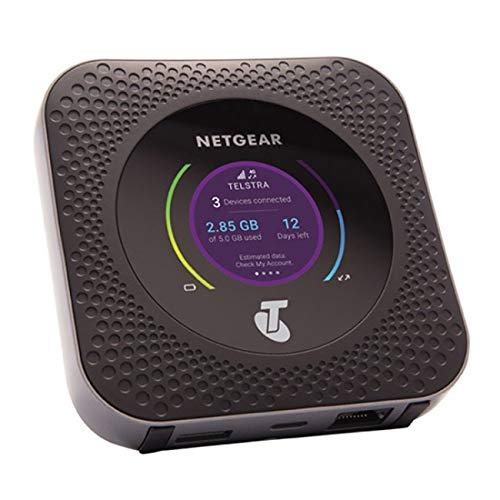 SIMフリー モバイル WiFi ルーター 国内海外通信専門店どこでもネット検証済 (豪州・アジア(Netgear Nighthawk M1))