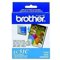 Brother Intellifax 1860Cシアンインクカートリッジ( OEM ) 400ページ