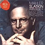 マーラー:交響曲第10番 画像