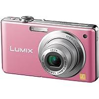 パナソニック デジタルカメラ LUMIX (ルミックス) FS6 ピンク DMC-FS6-P