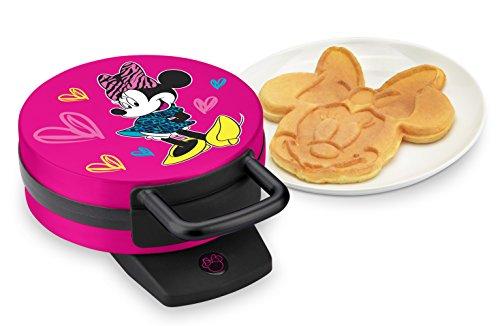[해외]병행 수입 Disney 디즈니 Minnie Mouse 미니 마우스 Waffle Maker~ Pink 와플 메이커/Parallel import Disney Disney Minnie Mouse Minnie mouse Waffle Maker~ Pink waffle maker