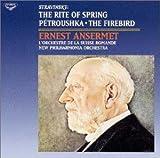 ストラヴィンスキー:3大バレエ「春の祭典」「ペトルーシュカ」「火の鳥」