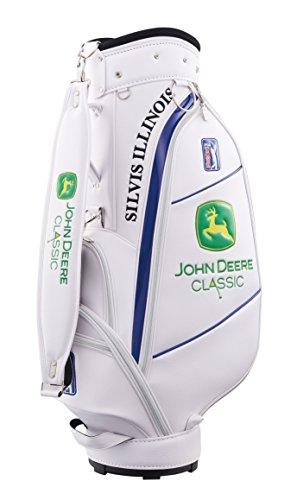 ダイヤ(DAIYA) キャディーバッグ ツアータイプキャディバッグ US PGA TOUR キャディバッグ3058 ホワイト メンズ CB-3058 ホワイト