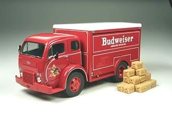 タミヤ ダンバリー・ミント 1955年 バドワイザー・デリバリー・トラック ダイキャスト完成品 D2012