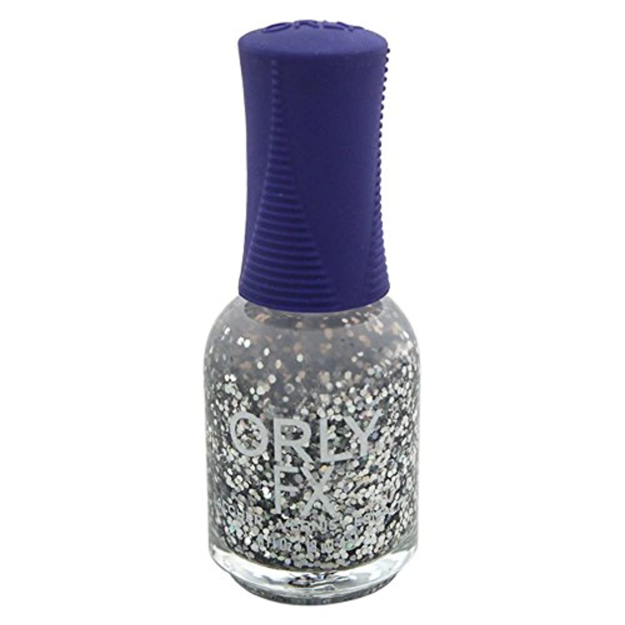 中絶下位厚さOrly Nail Lacquer - Holy Holo! - 0.6oz/18ml