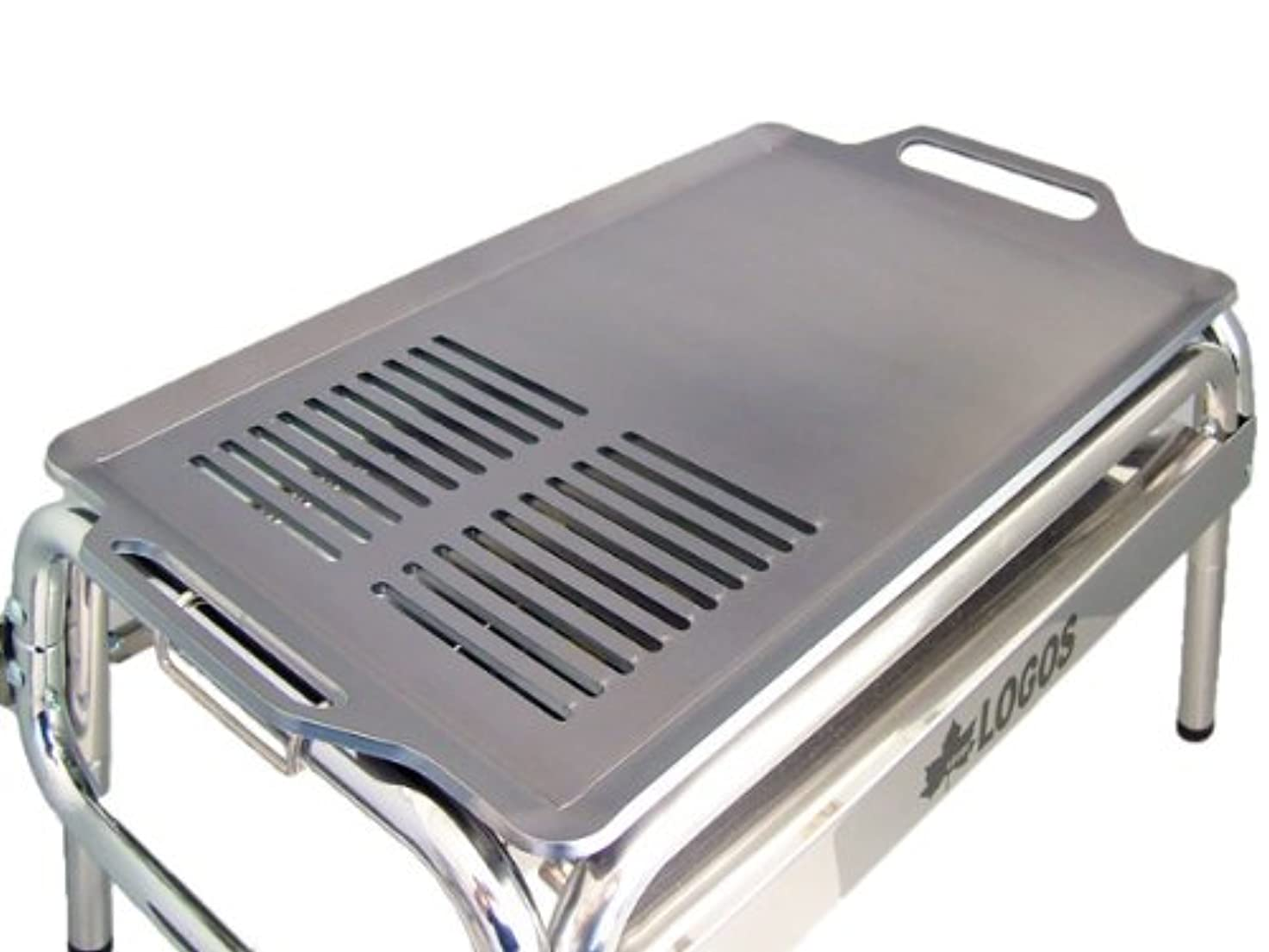 関数リーチ夢中ロゴス EZCステンチューブラルプラスM 対応 グリルプレート 板厚6.0mm (グリル本体は商品に含まれません)
