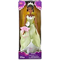 Disney Singing Tiana Doll -- 17'' H