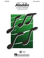 Alan Menken: Aladdin (Medley) - SAB. For 合唱, 混声三部合唱(SAB), ピアノ伴奏