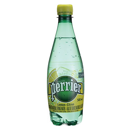 Perrier(ペリエ) レモン PET 500ml×24本 [直輸入品]