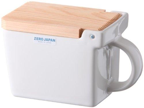 ZEROJAPAN キッチンコンテナ ホワイト BST-17 WH