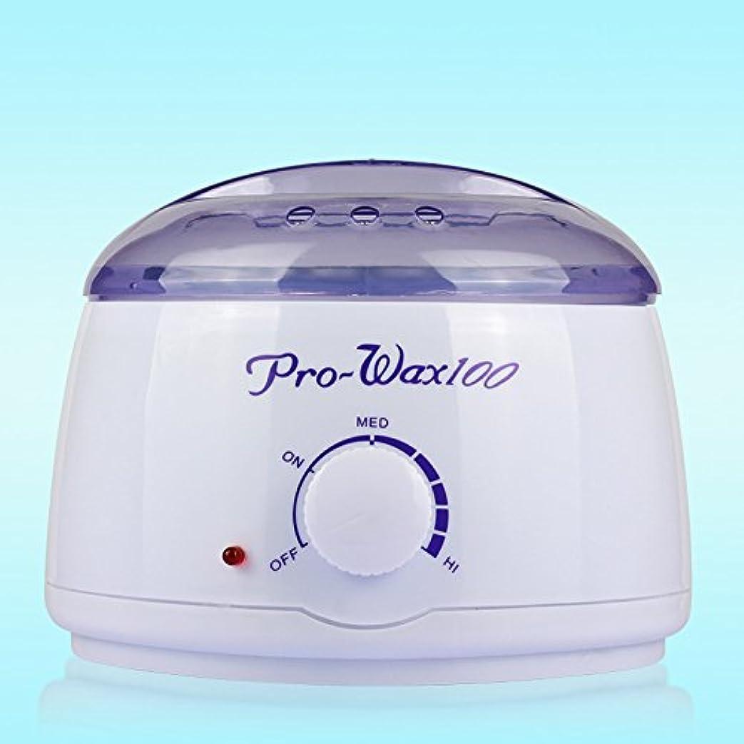 Rabugoo ポータブル電気ワックスウォーマーマシン多機能ヒーターフィート脱毛溶融ポットフェイシャルスキンワックススパワキシングキットプロフェッショナル用途 Sky blue