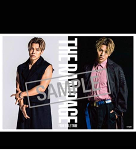 【THE RAMPAGE from EXILE TRIBE】ボーカルメンバーのプロフィールをご紹介!の画像