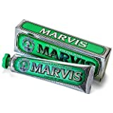 Marvis Classic Strong Mint Toothpaste - 75ml by Marvis [並行輸入品]