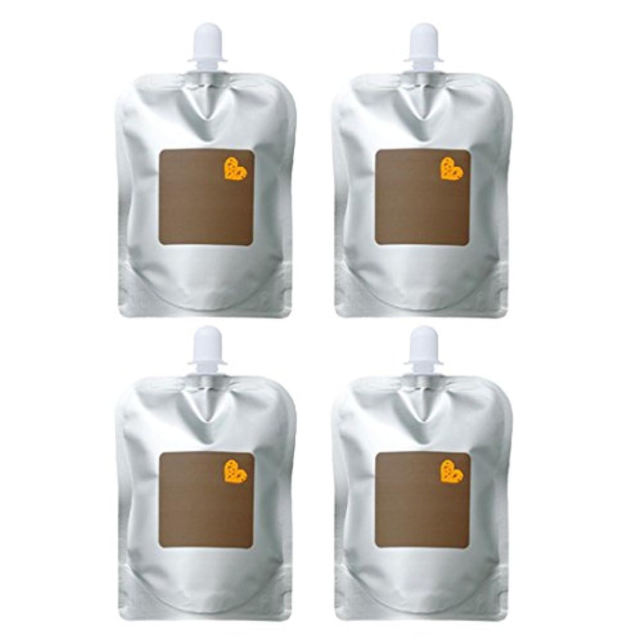 まともな毛布管理【X4個セット】 アリミノ ピース ライトワックス ホイップ 400g 詰替え用