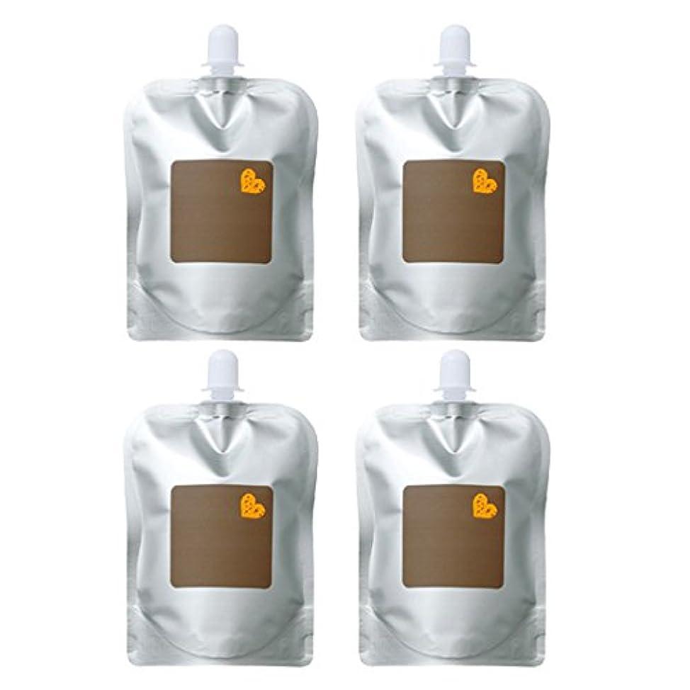気晴らし証明するコーヒー【X4個セット】 アリミノ ピース ライトワックス ホイップ 400g 詰替え用