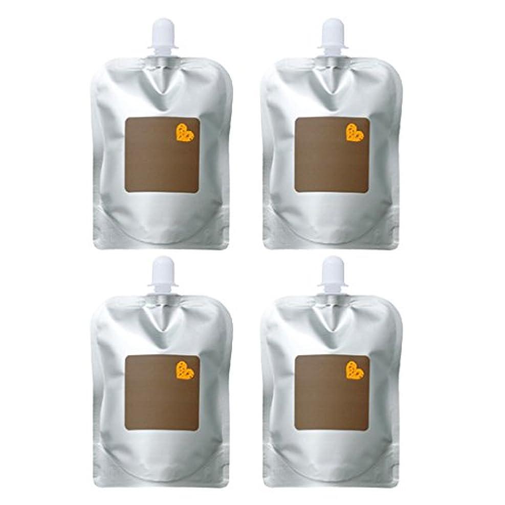 値くま小麦粉【X4個セット】 アリミノ ピース ライトワックス ホイップ 400g 詰替え用