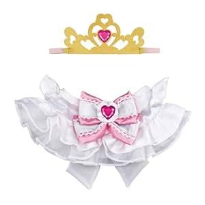 スマイルプリキュア! キャンディ プリンセスドレスでおしゃれセット