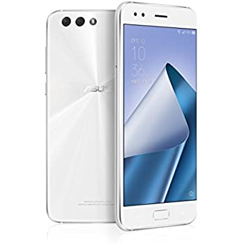 ASUS ZenFone4 ZE554KL 【日本版】ホワイト(Snapdragon 660/6GB/64GB/DSDS/5.5インチ/SIMフリー)【正規代理店品】ZE554KL-WH64S6/A