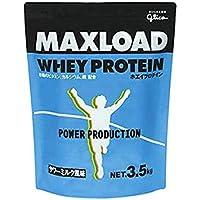 グリコ(GLICO) MAXLOAD ホエイプロテイン 3.5kg サワーミルク風味