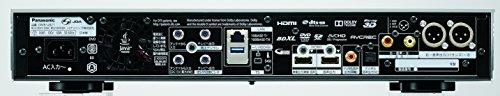 パナソニック 3TB 3チューナー ブルーレイディスクレコーダー Ultra HDブルーレイ再生対応 4K対応 DIGA DMR-UBZ1