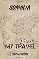 Somalia Travel Diary: My personal Trip Diary | Somalia Edition | Up to 120 Days