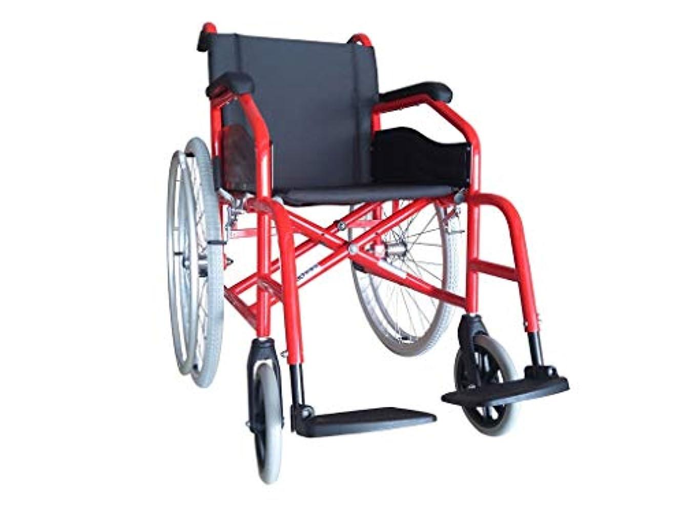 ストラップ考古学訴える折りたたみ車椅子トロリー、多機能高齢者スクーター、無効な屋外車椅子トロリー、強い重力
