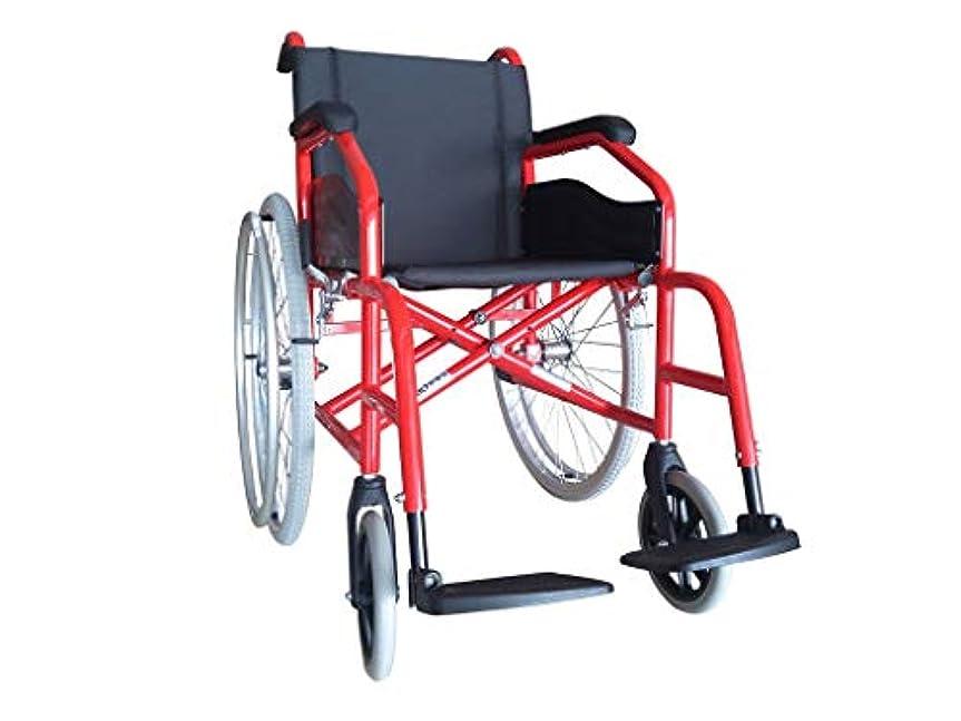 オゾン熱狂的な本当に折りたたみ車椅子トロリー、多機能高齢者スクーター、無効な屋外車椅子トロリー、強い重力