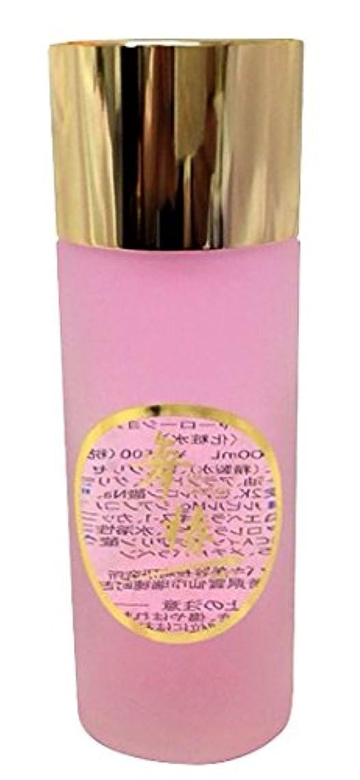 なめらかな上級天国舞椿モイスチャーローション(弱酸性化粧水) ツバキオイル配合 100ml
