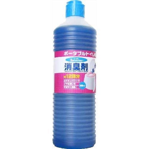 ポータブルトイレ用消臭液 500mL