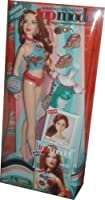 MGA American's Next Top Model (The only fashion doll from the hit TV show ) : PAISLEY in swimming suit + extra accessories