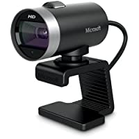 Microsoft LifeCam Webカメラ – USB 2.0 l2 LifeCam Cinema Win。