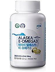 Atomy Alaska E-Omega3 アトミアレスカーE-オメガ3 99g