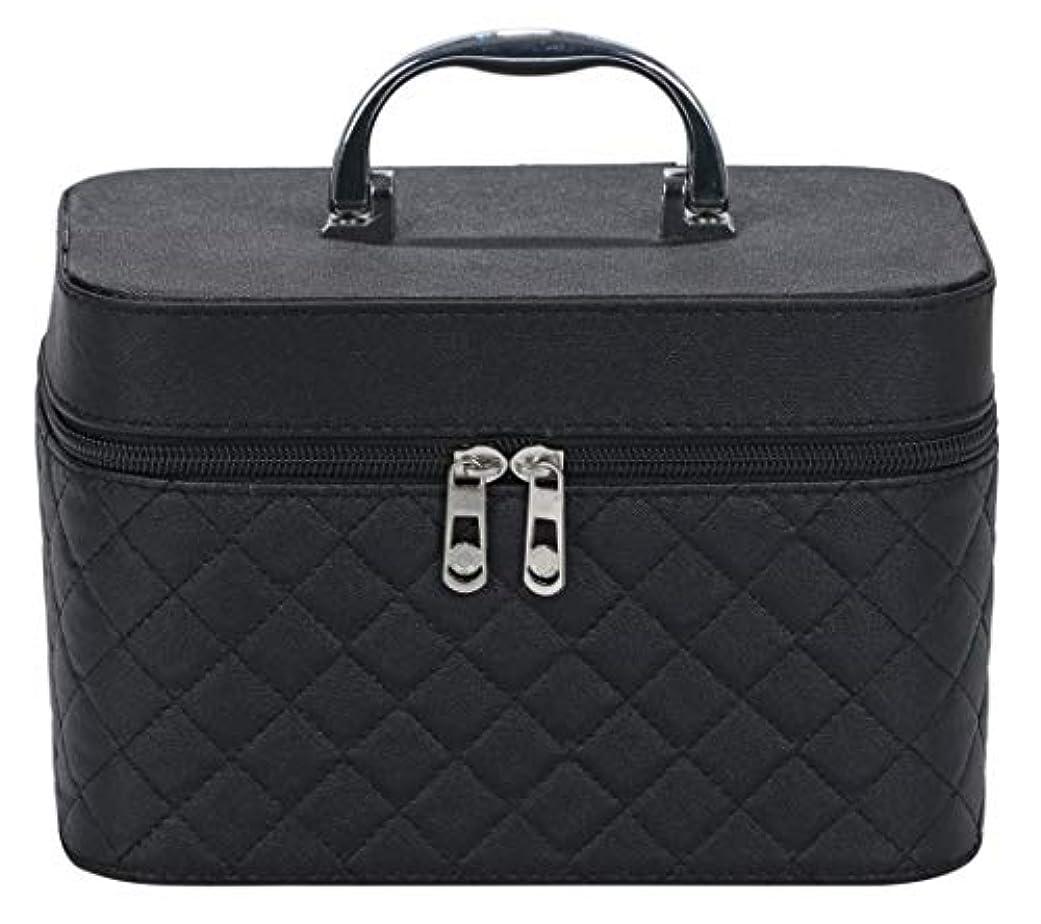 重さインディカハンサムr_planning メイクボックス コスメボックス ジャストサイズ 化粧箱 収納ケース 小物差 ミラー 付