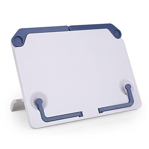 スタンド 譜面台 携帯便利 折り畳み式 本立て iPad/ノ...