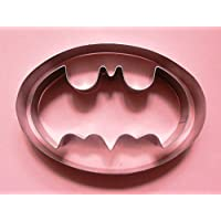 FAK Batman logo  バットマンのロゴ  クッキーの抜き型 cookie cutter