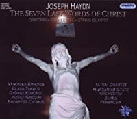 Haydn: Seven Last Words of Chr