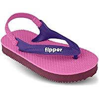 fipper Todds Rubber Sandals for Toddlers