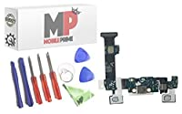 Samsung Galaxy S6 Edge Plus G928T Charging Charge Port Flex Cable Prime Repair Kit with Certified Repair Tools- MOBILEPRIME [並行輸入品]