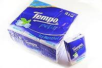TEMPO (テンポ) ティッシュ (アイシィメンソール Icy Menthol 18個入)