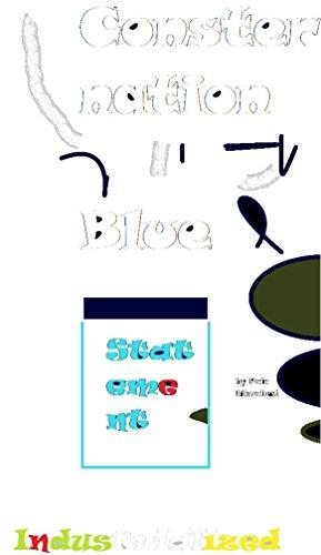 Consternation: Blue (English Edition)