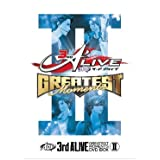 ARP/3rd A'LIVE GREATEST MOMENTS DVD BOX II