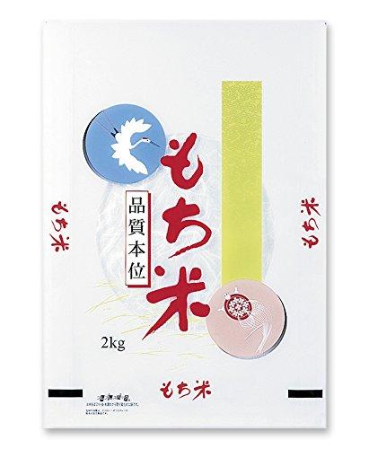 米袋 ラミ フレブレス もち米 鶴亀 1.4kg 1ケース(500枚入) MN-5571