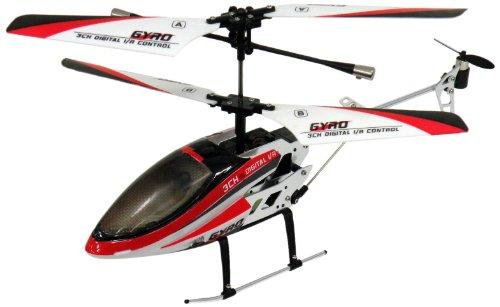 RC赤外線ヘリコプター ジャイロメタル FALCON ファルコン-隼
