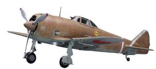 中島 キ44 二式単座戦闘機 鍾馗 試作型 独立飛行第47中隊 (1/32 08205)