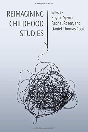 Download Reimagining Childhood Studies 1350019224